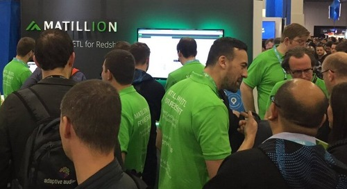 Join Matillion at the AWS Summit in London