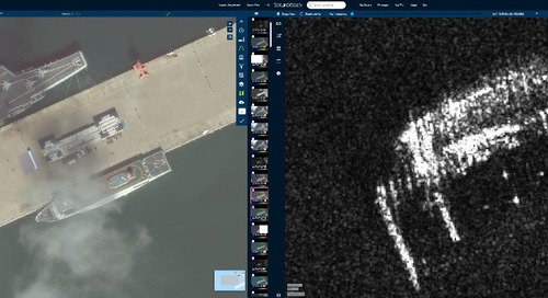 SecureWatch Enables Intelligence Professionals to Explore, Analyze and Exploit Geospatial Intelligence