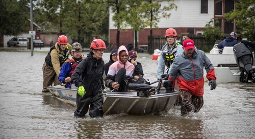 Working Together for a Better World with Team Rubicon