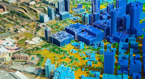 Next-gen 3D Geodata