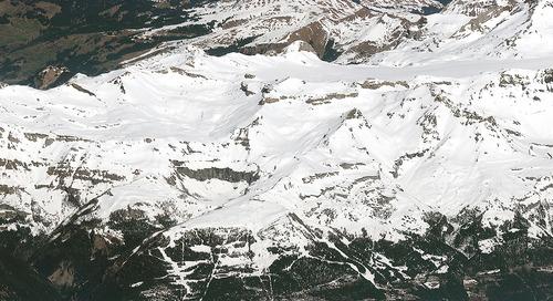 Satellite Imagery: Off-Nadir