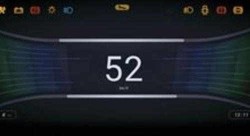 Parrot Faurecia Automotive Selects Qt to Power its Digital Cockpit of the Future