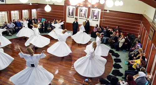 Turning Point: Istanbul's Female Dervishes