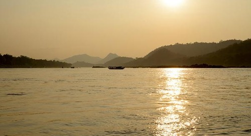 2000 Years of History on the Mekong River
