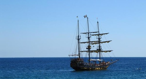 Swashbucklers and Sea-rovers: the real pirates in the Caribbean