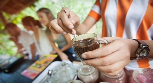 On the Coffee Trail: The origins of the world's favourite drink