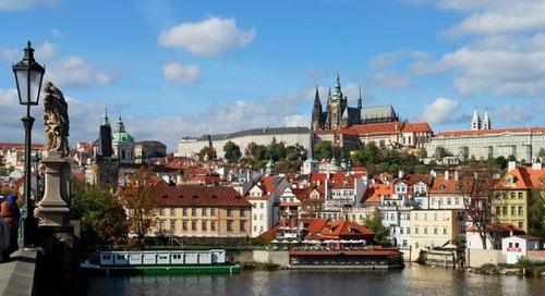 Local Brews the Czech Way