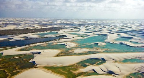 Is this place for real? Brazil's Lençóis Maranhenses National Park