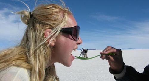 Exploring Bolivia's Salt Flats and Beyond [in 10 Photos]