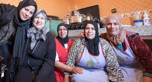 One Woman at a Time: Changing Lives in Morocco