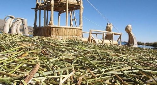 In Search of Ancient Peru: Lake Titicaca's floating islands