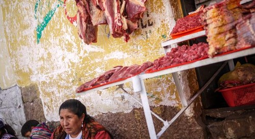 Locally Grown: Cusco's San Pedro Market
