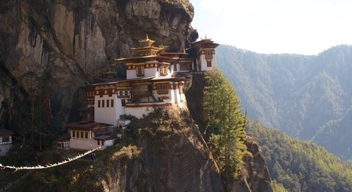 From Fortresses to Temples: 5 Impressive Sights of Bhutan