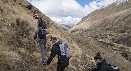 Visual Adventure: Lares Trek