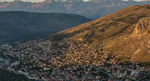 Visual Adventure: Mostar
