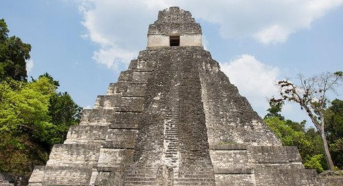 Unearthed in 8 points: Guatemala's Tikal Ruins