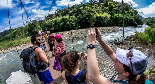 Adventure Photography in Costa Rica