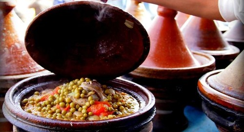 Origins of Food We Love: Moroccan Tagine