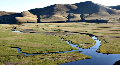 The Landscapes of Mongolia: from Grasslands to Mountains