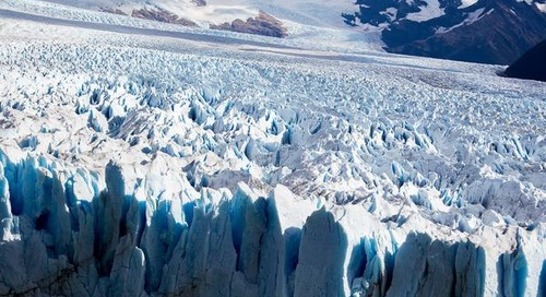 River of Ice: Perito Moreno Glacier in Patagonia