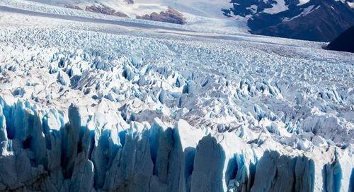 River of Ice: Perito Moreno Glacier in Patagonia