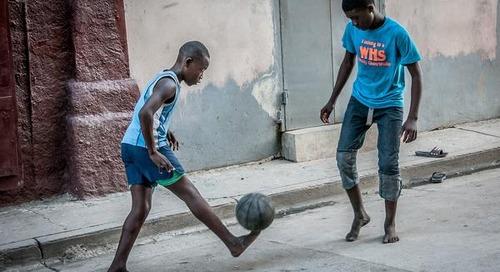 Visual Adventure: Haiti