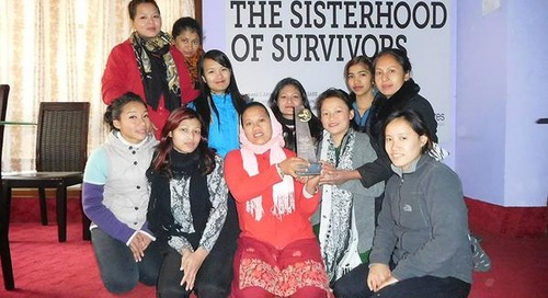 A First-Place Win for SASANE's 'Sisterhood of Survivors'