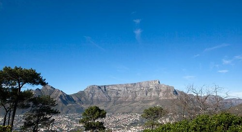Bottoms up: The story of Table Mountain