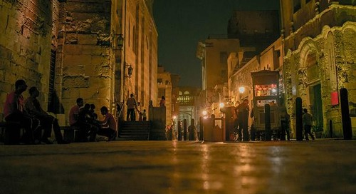 Unexpected Cairo: Out of the Shadows of the Pyramids