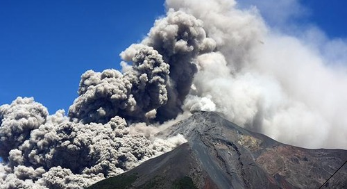 Some Like It Hot: Travelling to the Volcanoes of Central America