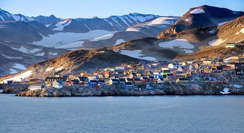 Life in Greenland's Most Remote Village