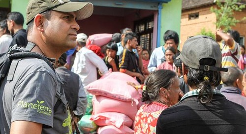 ​Nepal Earthquake Relief Effort Update