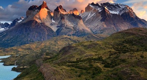 11 of our Planet's Most Jaw-Dropping Landscapes