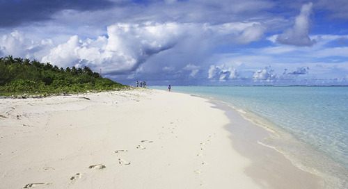 The Maldives: No resorts needed