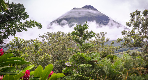 Feel it all on a five senses Costa Rica tour