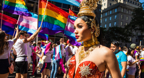 Pride vibes: our top LGBTQIA+ book, show and podcast picks
