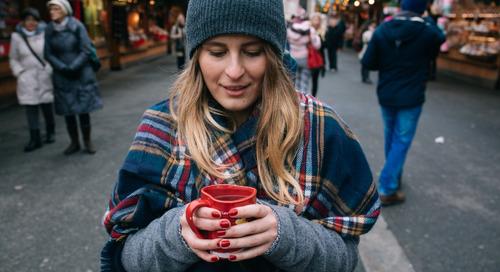Make your spirits bright on a European Christmas Market adventure