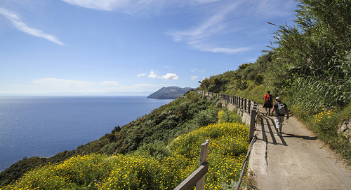 Stroll Northern Sicily: tour islands and volcanoes at leisure