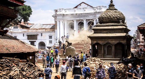 Nepal Earthquake Relief: 1 year later
