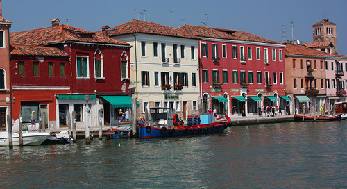 Venice Day Trip: Glass-blowing in Murano