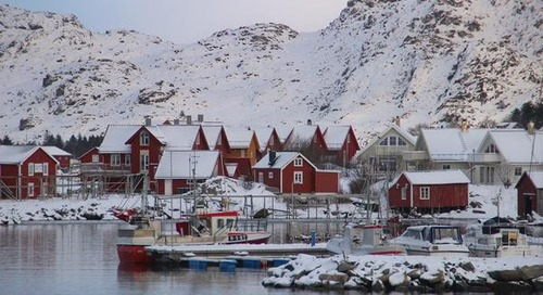 A tale of two journeys to Norway
