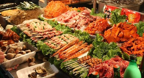 Searching for Seoul's best street foods
