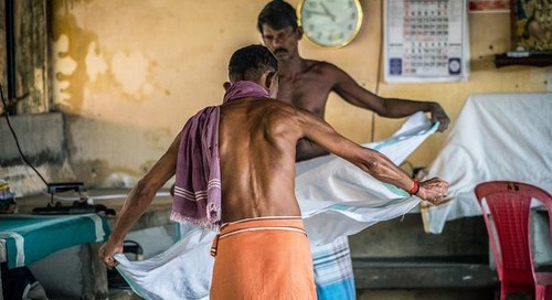 Laundry, Coconuts & Clams: Life in Kerala