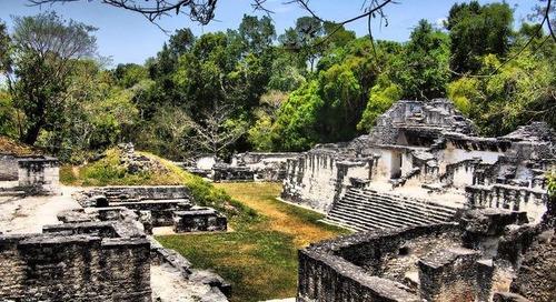 Mystery, Maya, and an Ancient Civilization at Tikal
