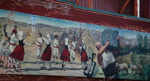 'Basque-ing' in Boise, Idaho