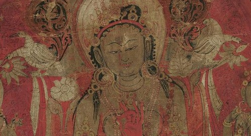 Thousands of Buddhas: Making sense of Tibetan art
