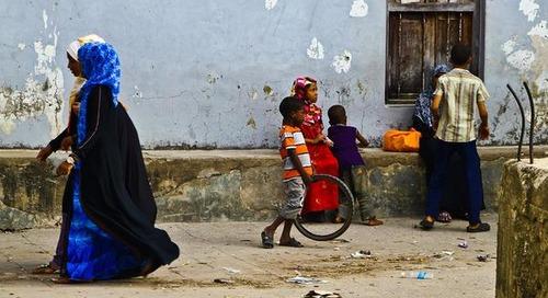 Getting Lost in Zanzibar's Stone Town