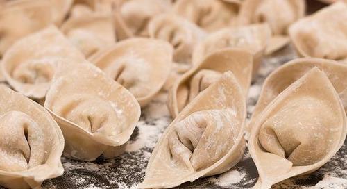 Origins of Food We Love: Dumplings during Lunar New Year