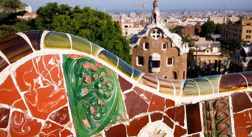 Barcelona: Get Lost in Gaudí