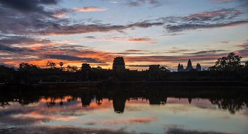 Angkor Wat, Bayon and Ta Prohm: A visit to the temples of Angkor